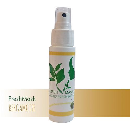 Bergamotte-Zitrone FreshMask Mask-Refreshing-Spray