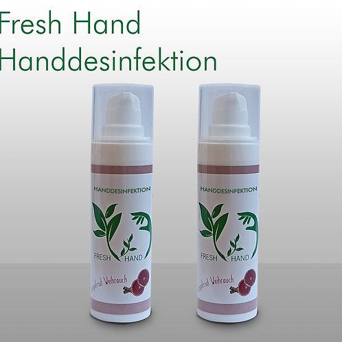 Fresh Hand Handdesinfektion