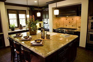 custom-kitchen-remodel-dark-wood-marble-