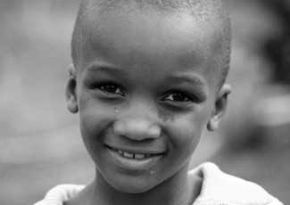 Sourire Enfant rwandais