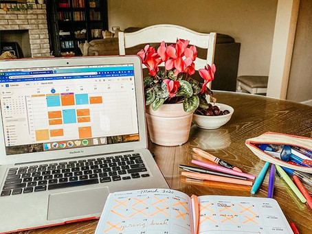 studying from home: how to cope with covid-19