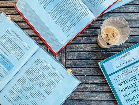 why it's important to read fun books in law school