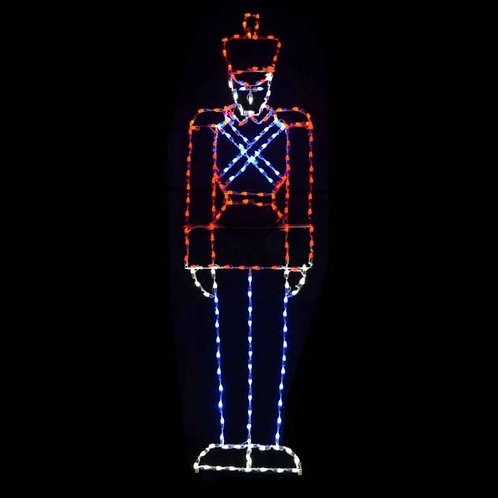 LED C7 TOY SOLDIER