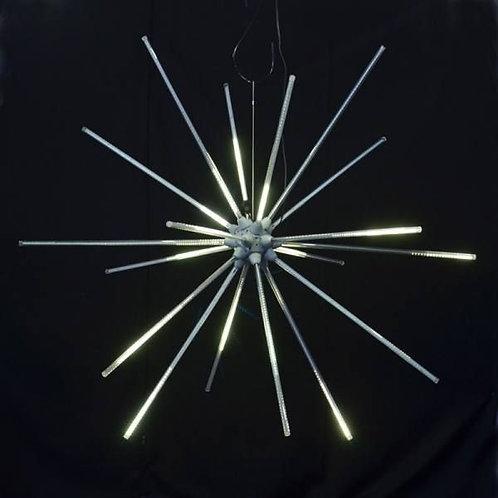 """LED 48"""" ANIMATED STARBURST (WARM WHITE)"""