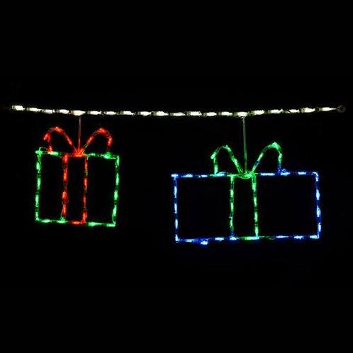 LED GIFT BOX LINKABLE