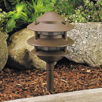 VISTA PRO 6222 LED PATH & SPREAD LIGHT-ALUMINUM