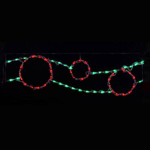 LED ORNAMENT RIBBON RG