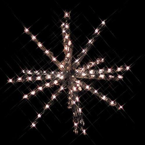 """24"""" STARBURST (CLEAR)"""