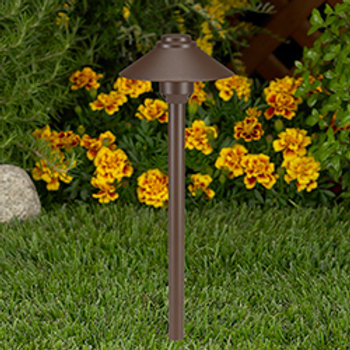VISTA PRO 2267 LED PATH & SPREAD LIGHT-ALUMINUM