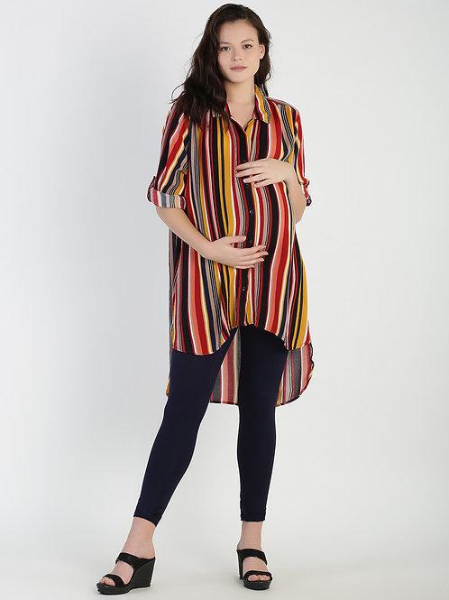 Multi Striped Tunic