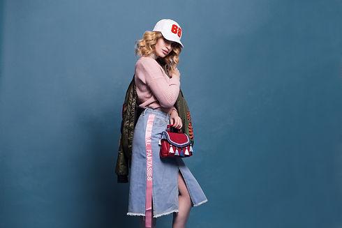 adult-bag-beauty-model-blue-background-1
