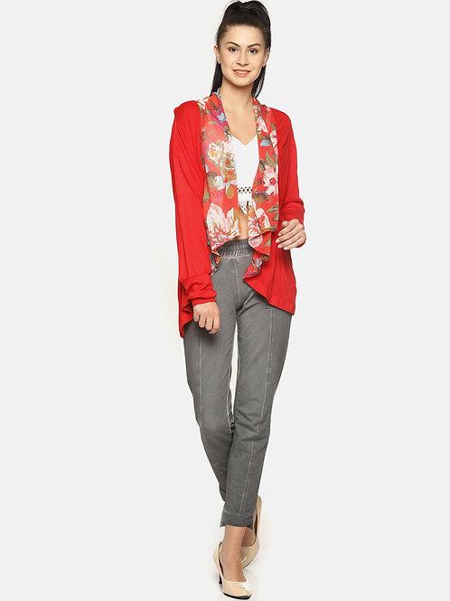 Fashionable True Knit Shrug
