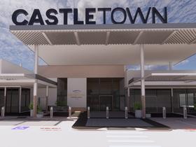 Progress at Castletown Shopping Centre