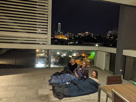 2021 Sleepout for Homelessness