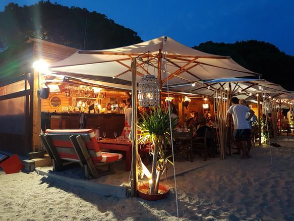 Restaurant et bar de nuit La Voile de Cavalière