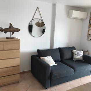 Salon Moderne et confortable