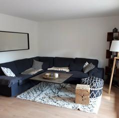 Salon Appartement Cavalière