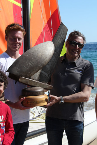 Thibault Roi et Pierre Arbona, multiples vainqueurs du Trophée