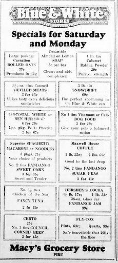 Macy's Grocery  Sep 11, 1930.jpg