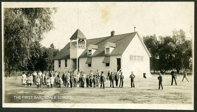 History of the Bardsdale School