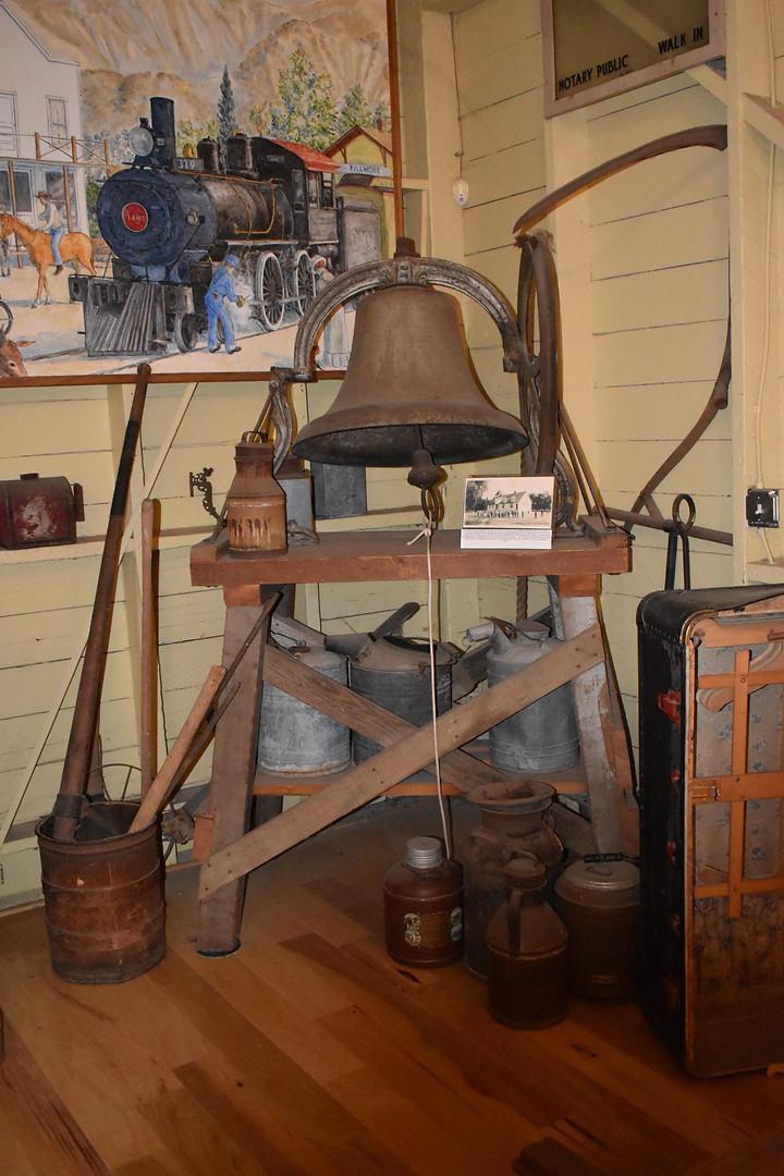 Bardsdale School Bell