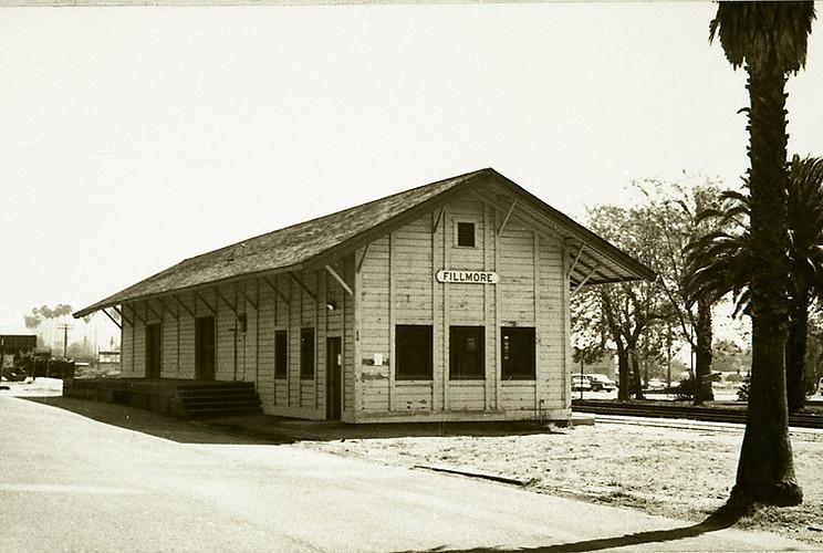 Abandoned Depot