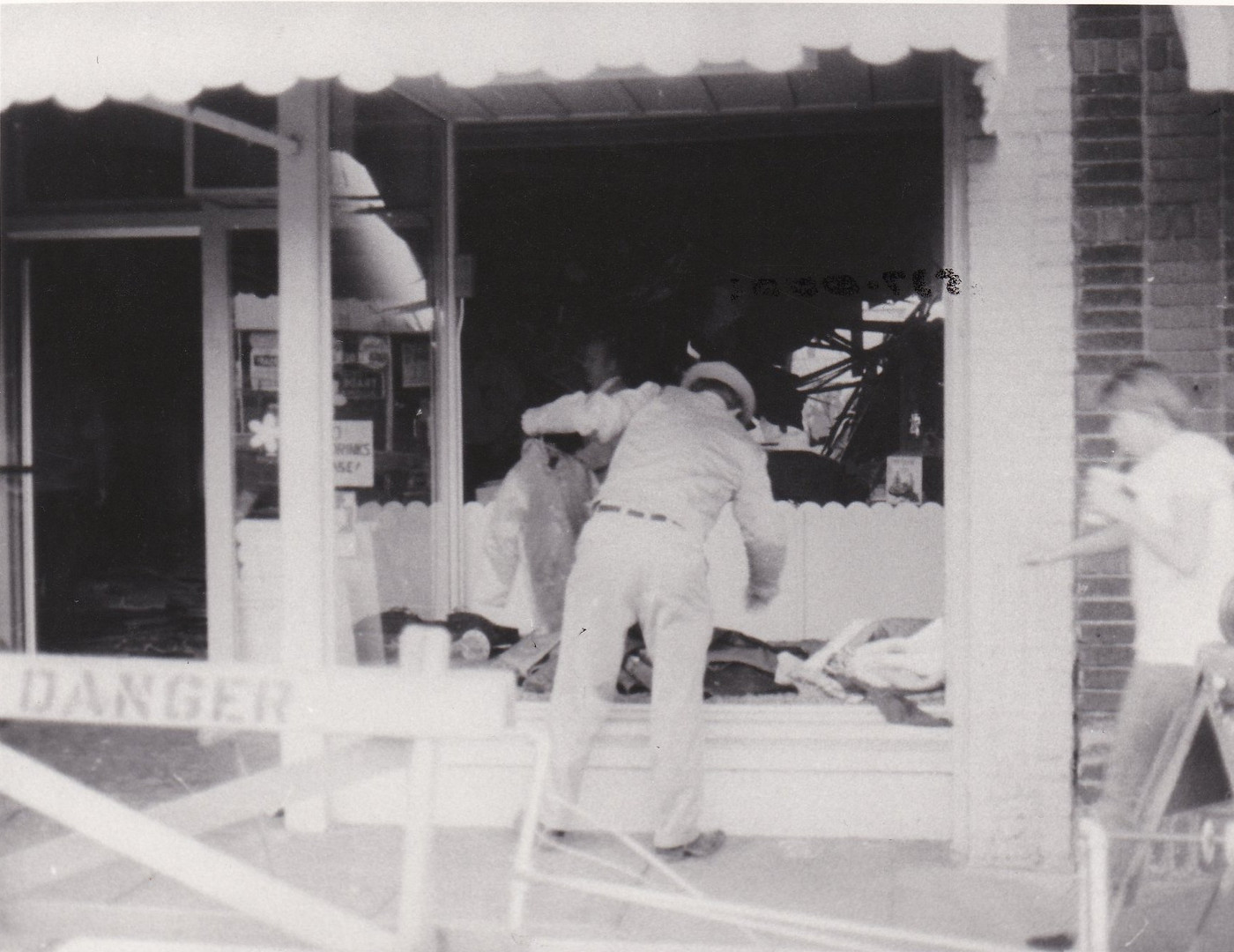 1971 Quake Damage