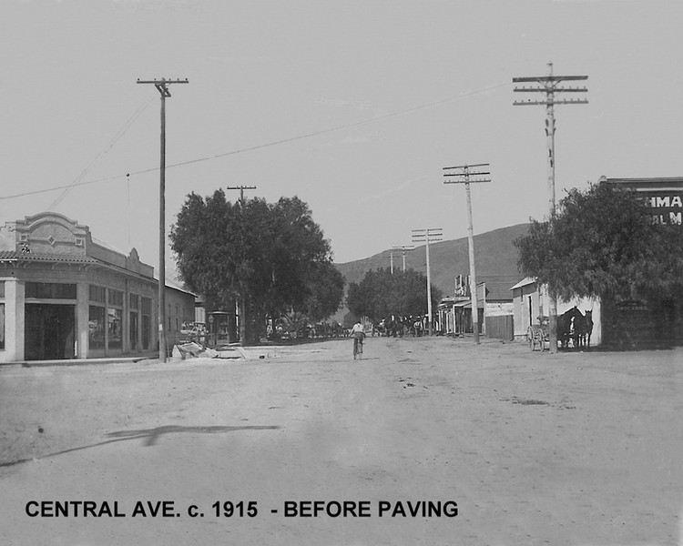 Central Avenue c. 1915