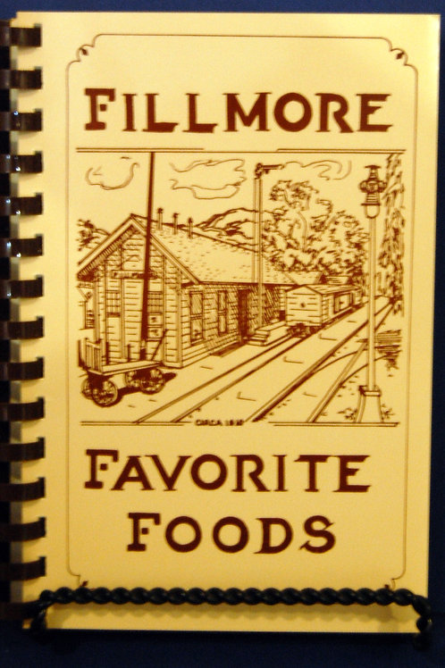 Fillmore's Favorite Food