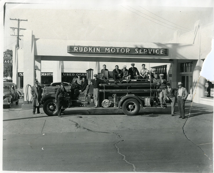 Fillmore's Fire Department