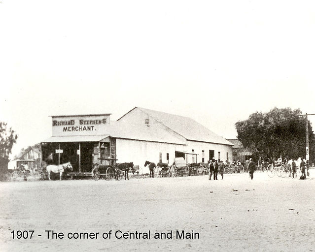 History of Stephens Store