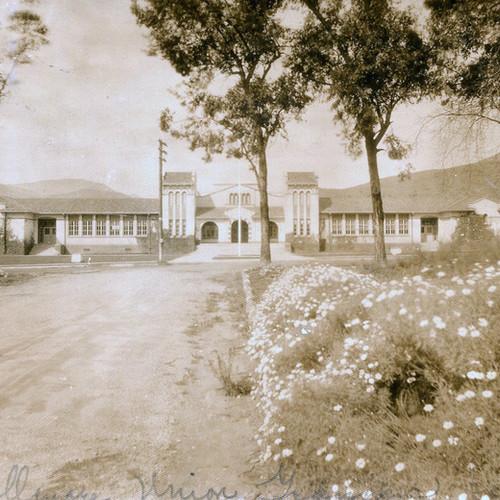 Sespe Grammar School about 1922