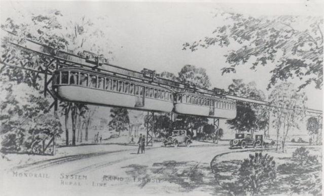 Fillmore's Monorail