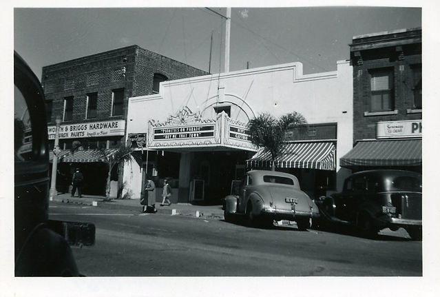 From Barnes to Towne, Story of Fillmore's Theater