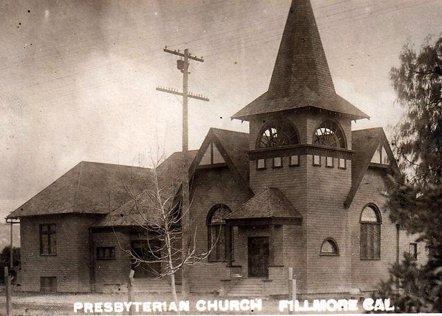 Fillmore Under Quarantine - 1918