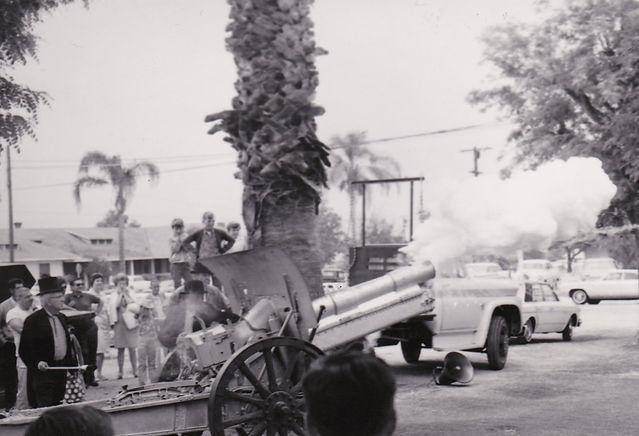The Fillmore Cannon