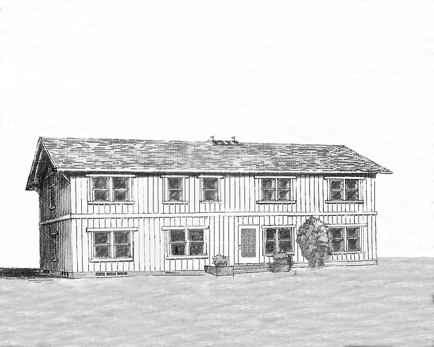 1919 Rancho Sespe Bunkhouse #2