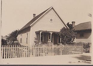 Mahala Stone's house on central.JPG