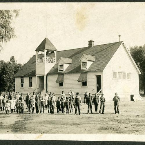Bardsdale School about 1900