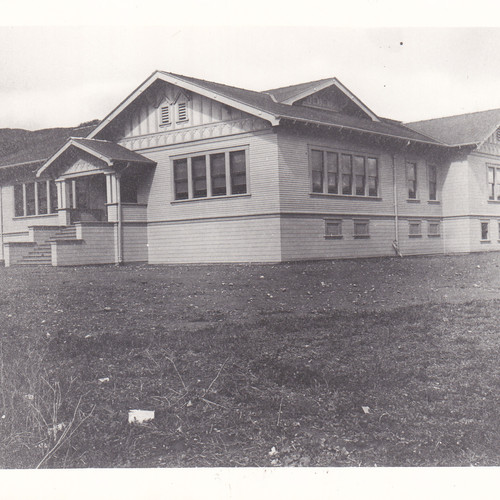 Mountain View School about 1905