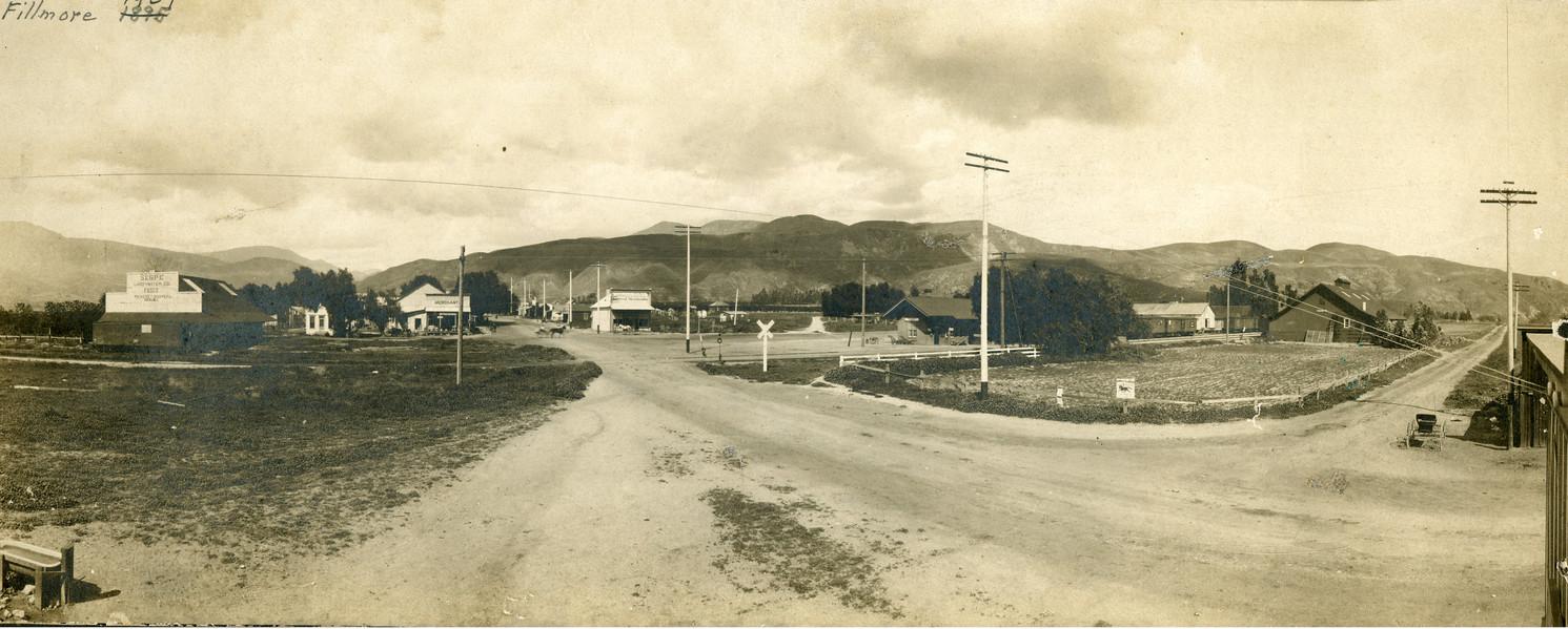 Central Avenue, 1905
