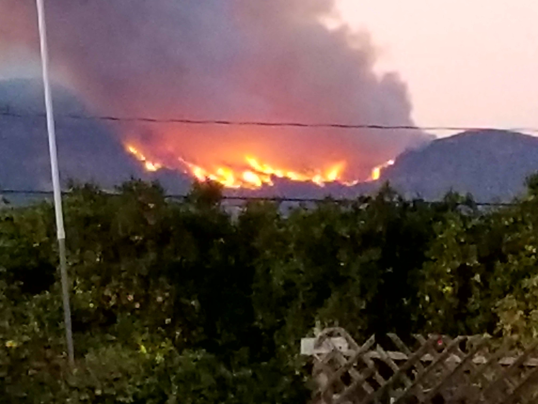 2017 Thomas Fire
