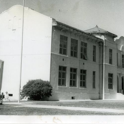 Second Fillmore High School