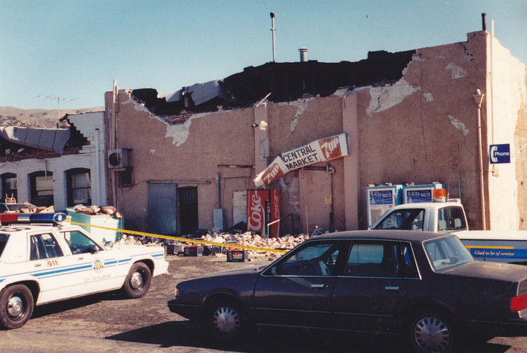 1994 Earthquake, Central Market