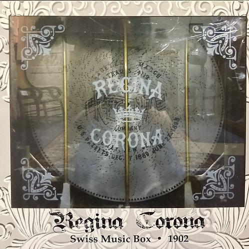 Regina Corona Music Box CD