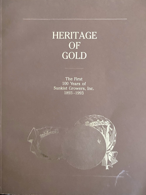 Heritage of Gold