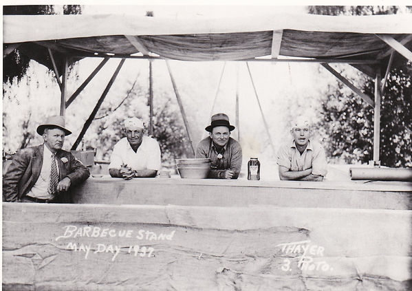 Barbecue stand 1937.JPG