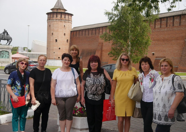 Дружеский визит коллег из Болгарии