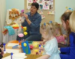 РОСТОК СП 26 образовательное событие день матери мастерская