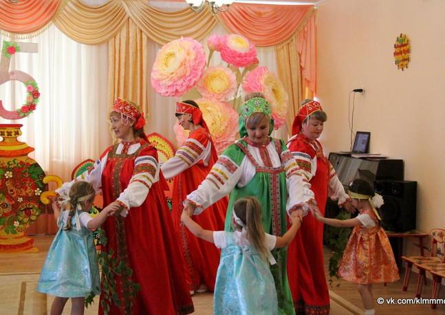 Концерт, посвященный 5-летнему юбилею детского сада